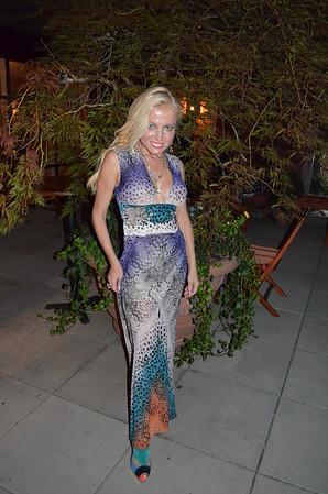 Supermodel Anna Kulinova