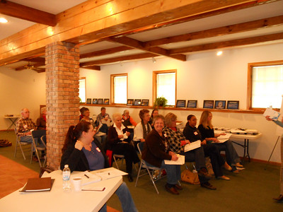 Support Group Facilitator Training - Jan 2011