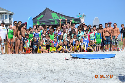 Surf Camp 2012-Day 2