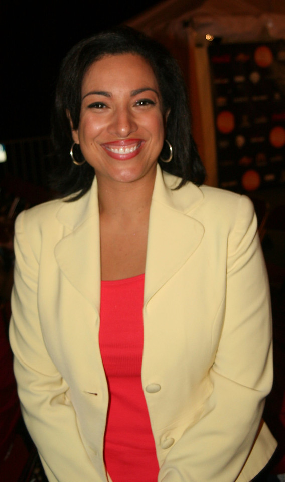 CBS Reporter Michelle Miller