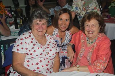 Susan Christmas's 2015 Retirement Pary