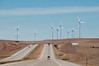 Wind energy turbines, western Kansas, March 2012 [Kansas 2012-03 001 KS-USA]