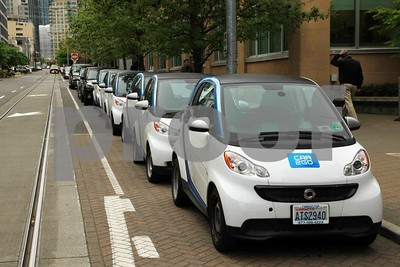 Car2Go, Seattle,
