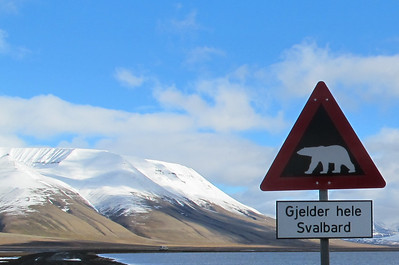 Svalbard and Norway