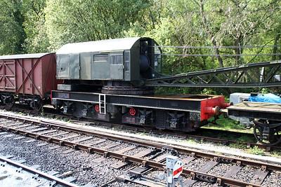 15t Crane FBC No2 at Norden Station sidings 10/05/14.
