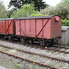 12t Vent Van B780331 at Corfe Castle Sidings  10/05/14.