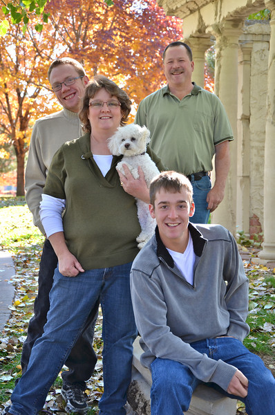 2nd favorite family pic of the day