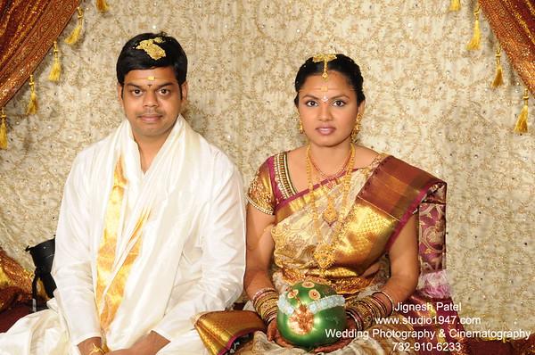 Swaroop & Bhargavi (08/11/2012) Wedding