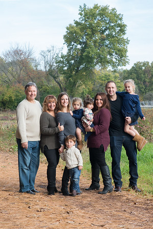 Swartz-Greenfield Family Portraits