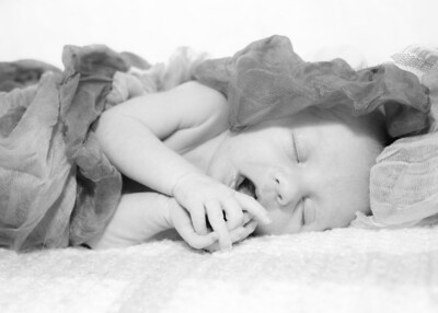 sleep baby bw (1 of 1)