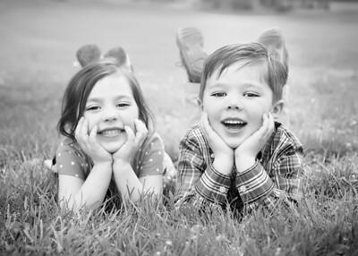 happy kids! matte bw (1 of 1)
