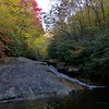 Swimming hole found along Flat Laurel Creek