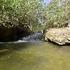 Swimming hole on Reedy Creek