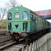 DEMU Class 206 1302 S60127_S60901 on a shuttle train at Blunsdon Station   15/03/14