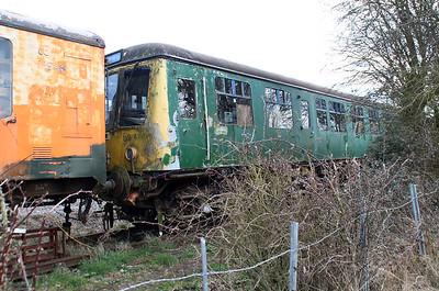 Class 119 DMSL 119021/W51104    15/03/14