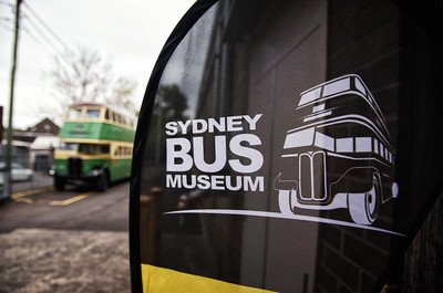 Sydney Bus Museum - Official Opening