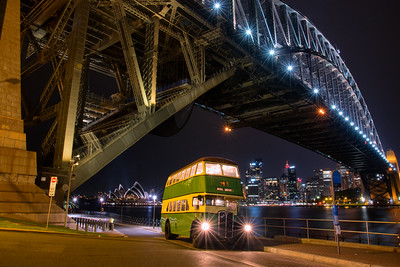 Sydney Bus Museum - Promo Shoot