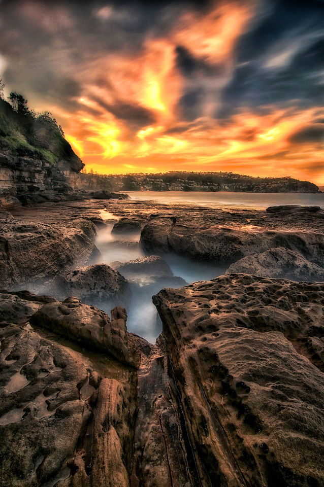 South Whale Beach, Northern Beaches of Sydney.