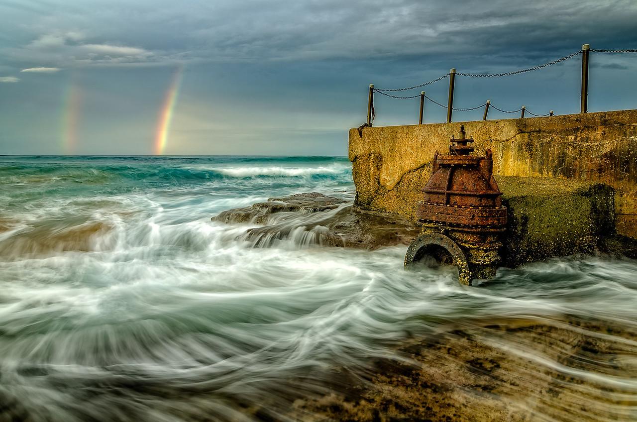 Bilgola Beach, Northern Beaches of Sydney.