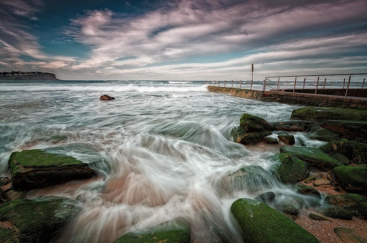 Newport Beach, Northern Beaches of Sydney.