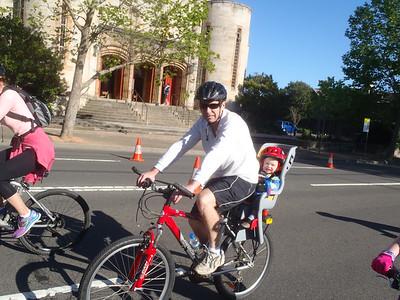 Sydney Spring Cycle 2014