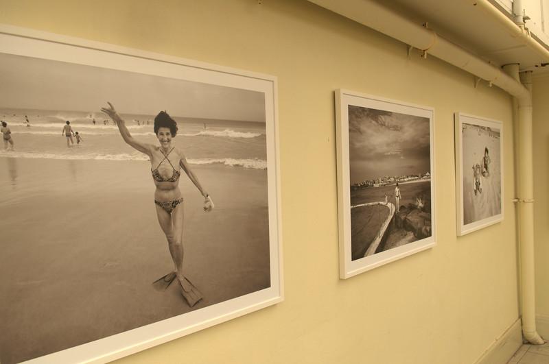 "From Jonny Lewis's Bondi exhibition<br /> ""Odd Flippers""<br /> Go to  <a href=""http://www.jonnylewis.org"">http://www.jonnylewis.org</a>"