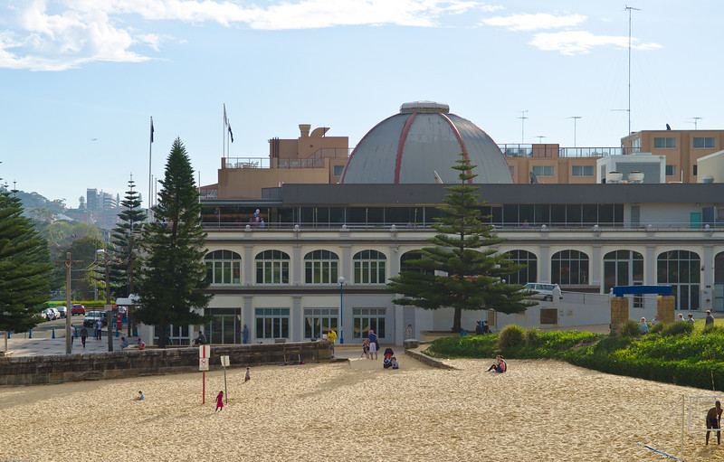 Coogee pavillion