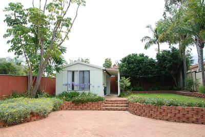 Sydney rental house