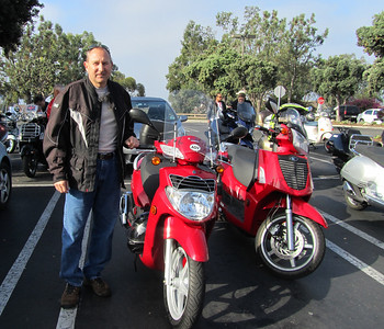 Scooter Club Rides