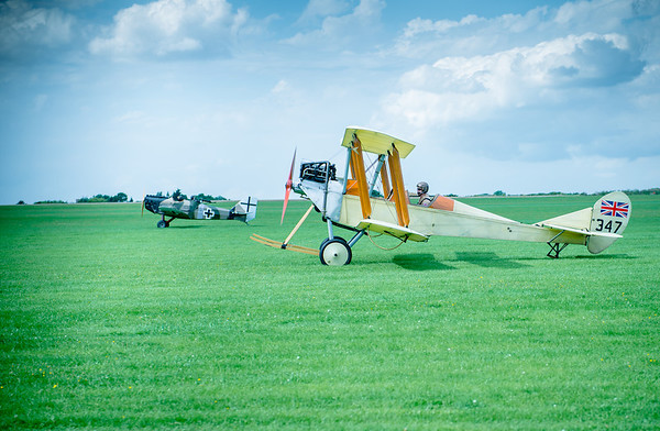 Sywell Airshow 2012