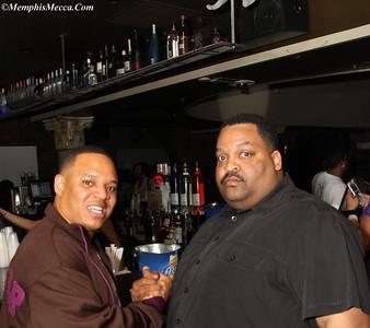 Derrick Payne, DDS (L) & Gary Jamison (R)