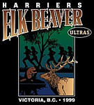 T-shirt Designs - Elk/Beaver Ultras 1999