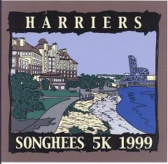 T-shirt Designs - Songhees 5K 1999