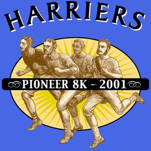 T-shirt Designs - 2001 Pioneer 8K