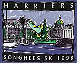 T-shirt Designs - Songhees 5K 1998