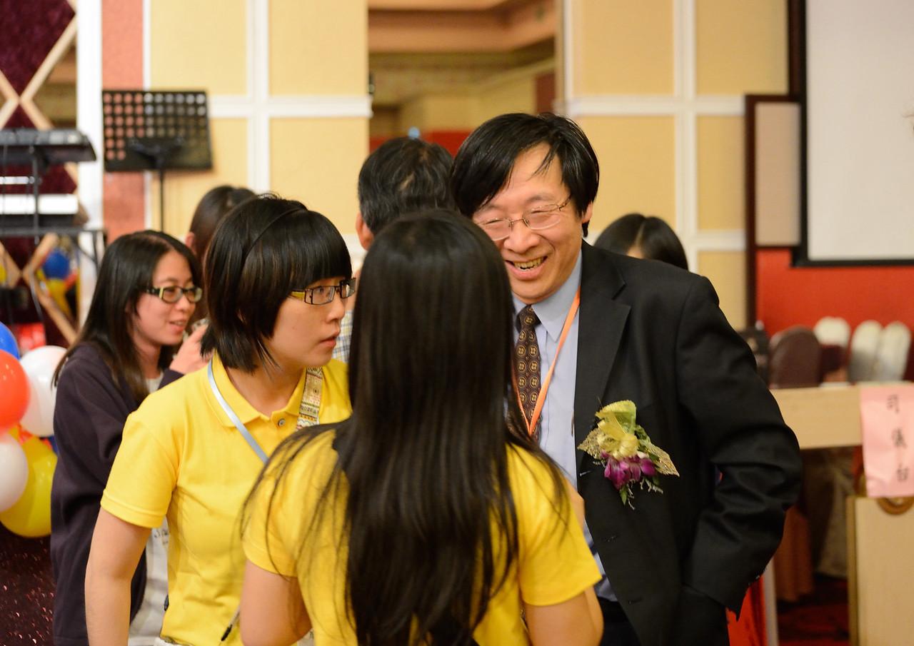 Professor Jyh-Wei Lee - Charman of 2012TACT