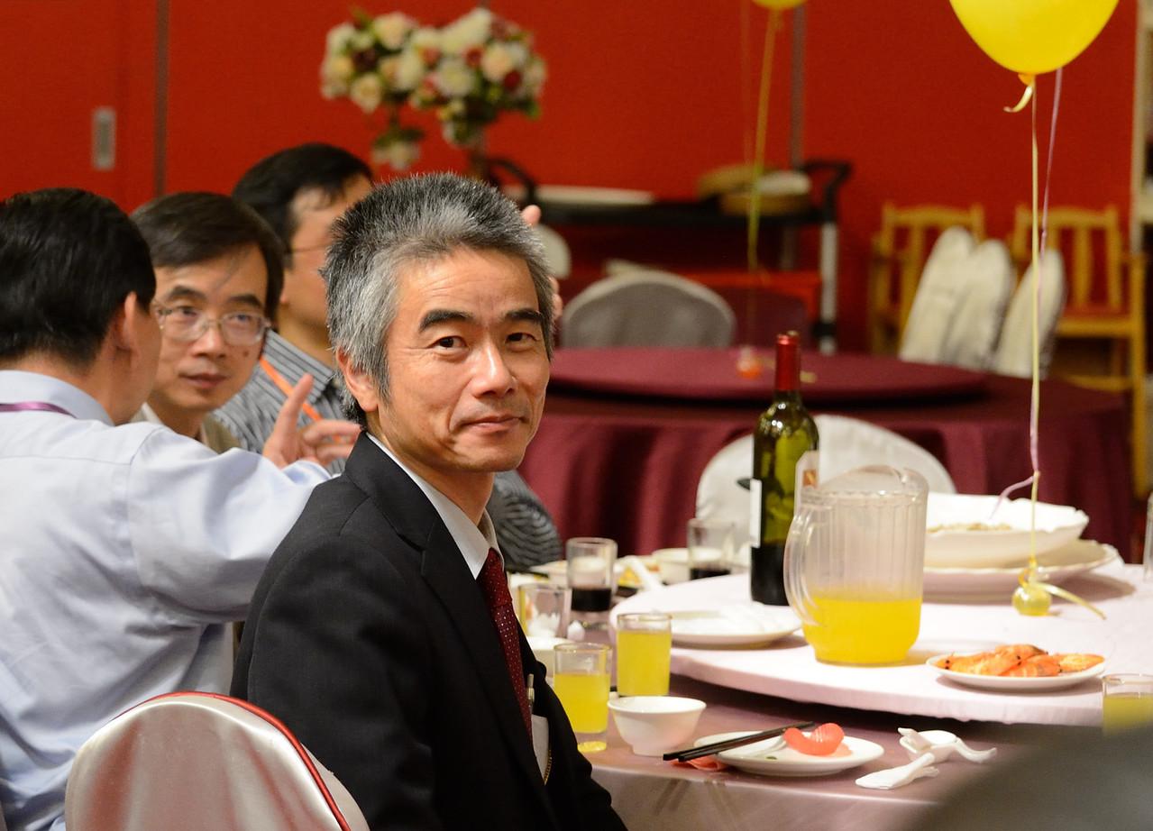 Professor  Shoji Kamiya