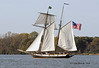 "Privateer Lynx  Sultana Downrigging  Chestertown MD  October 30, 2010  California based  wintering 2010 in FL<br /> <br />  <a href=""http://www.sultanaprojects.org/thefleet.htm"">http://www.sultanaprojects.org/thefleet.htm</a>"