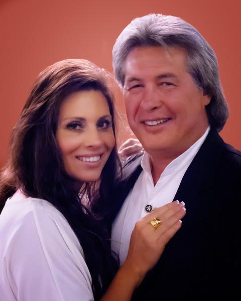 Mr and Mrs Tony David