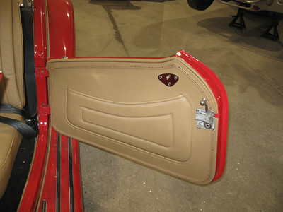 1952  MG TD RED 010