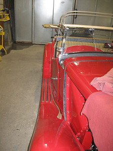 1952  MG TD RED 006