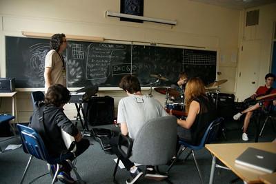 TEACHING/STUDYING MUSIC