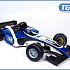 TGN F1 with custom paint from CraftWerks-RC.