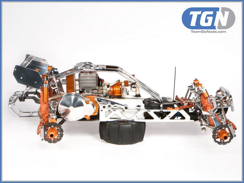 The TGN Orange Dream Machine.