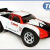 TGN Canon Racer 5T. Custom paint by CraftWerks-RC.