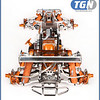 The TGN Orange Dream Machine.