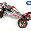 TGN Girls Ride 5b. Custom hand laid body by Rhino Racing. Hand pin striping by Ruben of Visalia. Custom RAMTech-RC rims.