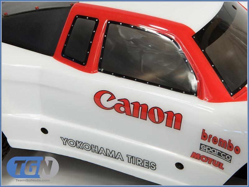 TGN Canon Racer 5T.
