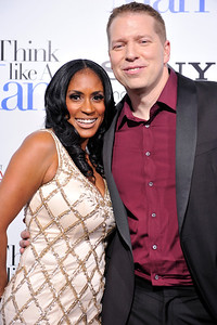 HOLLYWOOD Kenya & Gary Owen arrives at The Pan Africa Film & Arts Festival Opening Night Premiere of Screen Gems THINK LIKE A MAN Thursday Night February 90th at the Arclight Cinerama Dome.(Photo by Valerie Goodloe)