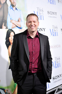 HOLLYWOOD Gary Owen arrives at The Pan Africa Film & Arts Festival Opening Night Premiere of Screen Gems THINK LIKE A MAN Thursday Night February 90th at the Arclight Cinerama Dome.(Photo by Valerie Goodloe)